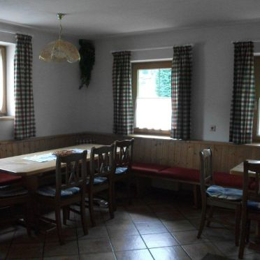 Livingroom, Hochlandhäusl, Kirchberg, Tirol, Tyrol, Austria