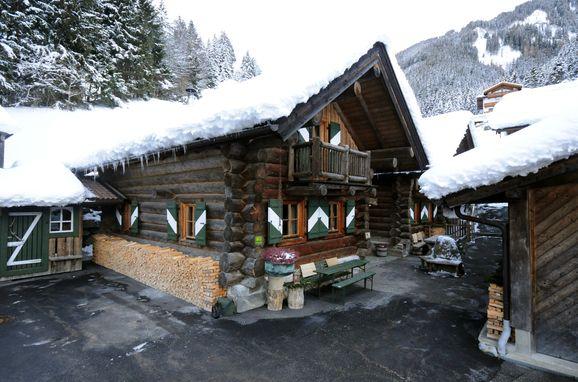 , Andreas-Hofer Hütten in Mayrhofen, Tirol, Tyrol, Austria