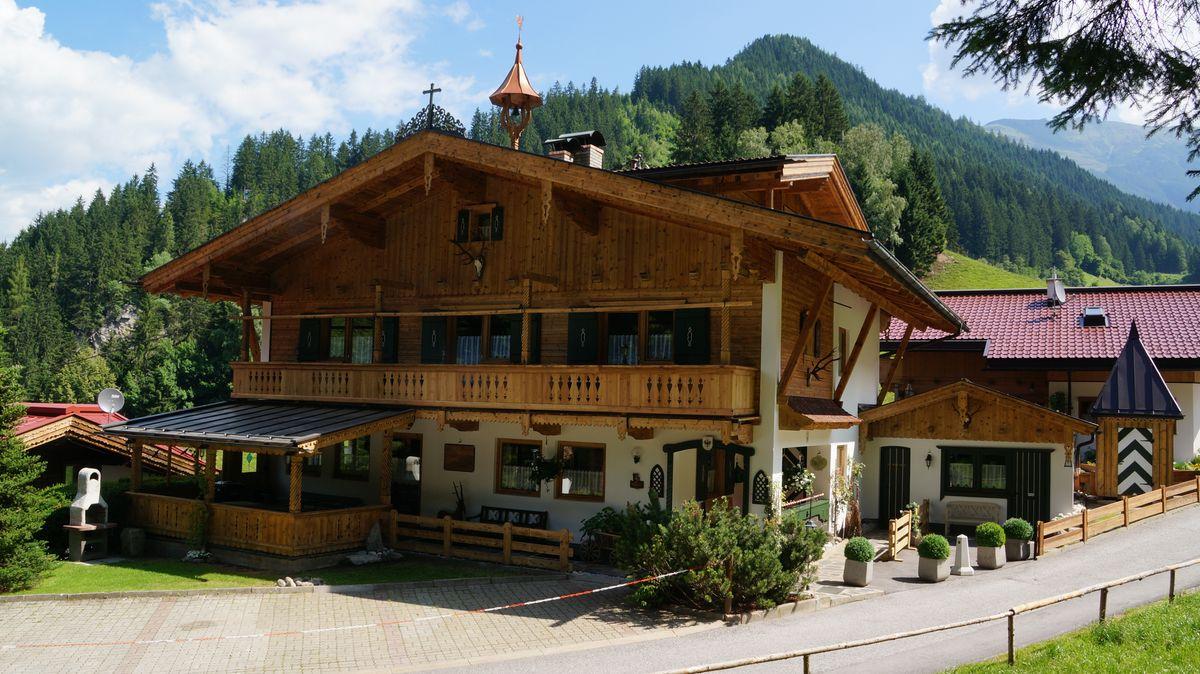 Landhaus Daringer Mayrhofen