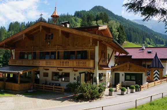 Sommer, Landhaus Daringer in Mayrhofen, Tirol, Tirol, Österreich