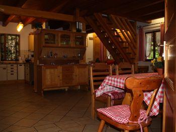 Vogesen-Chalet - Alsace - France