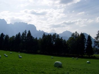 Moaralmhütte - Tirol - Österreich