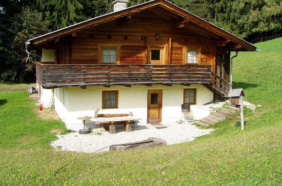 Sommer, Moaralmhütte in Dölsach, Osttirol, Tirol, Österreich