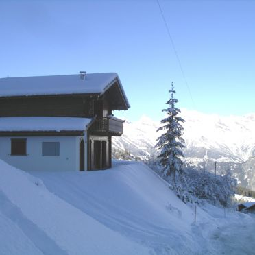 Chalet Amelie, Frontansicht3