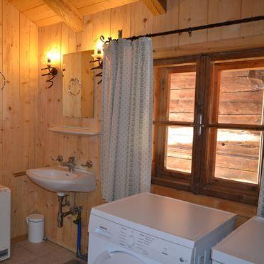 Lennkhütte, Badezimmer