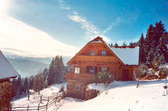 , Kogljahrerhütte in Prebl, Kärnten, Carinthia , Austria