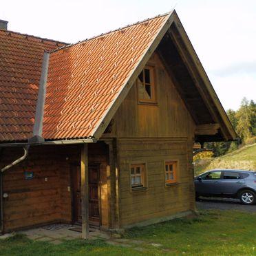 Kogljahrerhütte, Terrasse