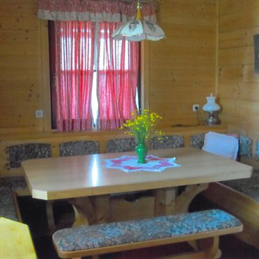 Kogljahrerhütte, Esszimmer