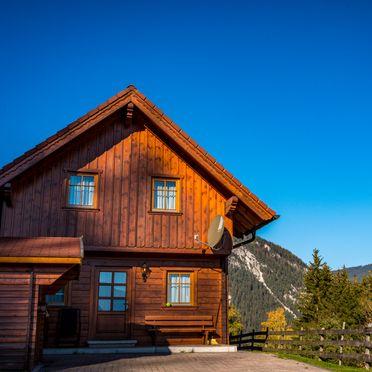 Sommer, Ahornhütte in Pichl, Steiermark, Steiermark, Österreich