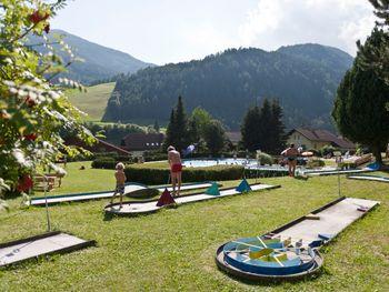 Almdorf Katschberg - Salzburg - Österreich