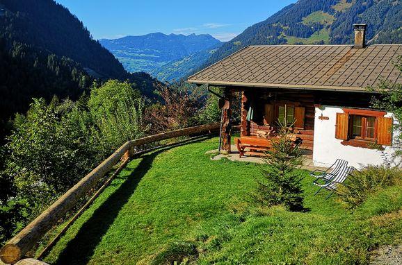 Summer, Hütta Monika, Sankt Gallenkirch, Vorarlberg, Vorarlberg, Austria