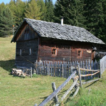 , Reh's Wiesen Hütte, Lüsen/Brixen, Südtirol, Alto Adige, Italy