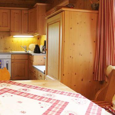 Ferienhütte Windlegern, Küche