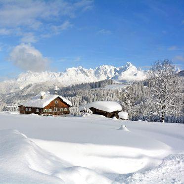 Winter, Göglgut in St. Martin am Tennengebirge, Salzburg, Salzburg, Austria