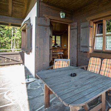 Steindl Häusl, Balkon
