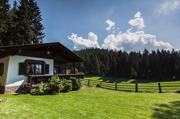 Steindl Häusl, Sommer