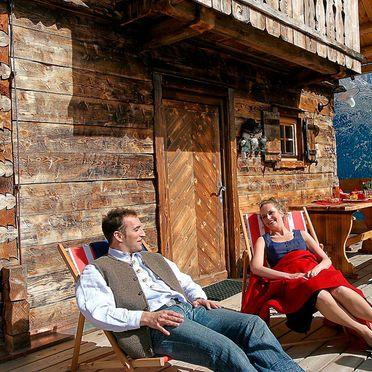 Terrasse1, Alpine-Lodges Matthias in Arriach, Kärnten, Kärnten, Österreich