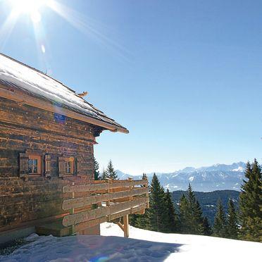 Alpine-Lodges Matthias, Seitenansicht