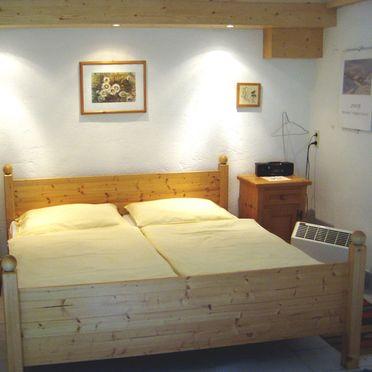 Teichschmied Hütte, Schlafzimmer