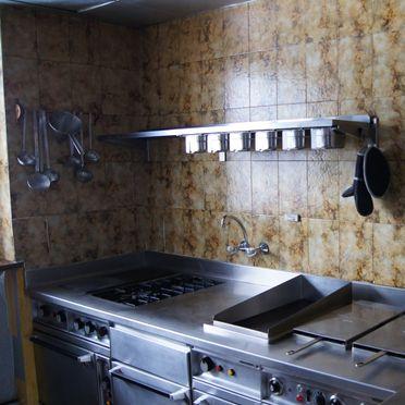 Küche, Haus Rösslhof, Goldegg, Salzburg, Salzburg, Österreich