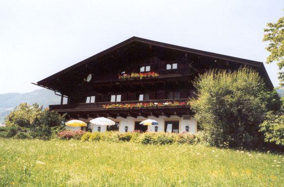 Haus Rösslhof, Frontansicht1