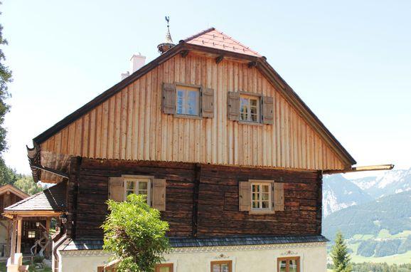 Landhaus Gschwandtner, Frontansicht