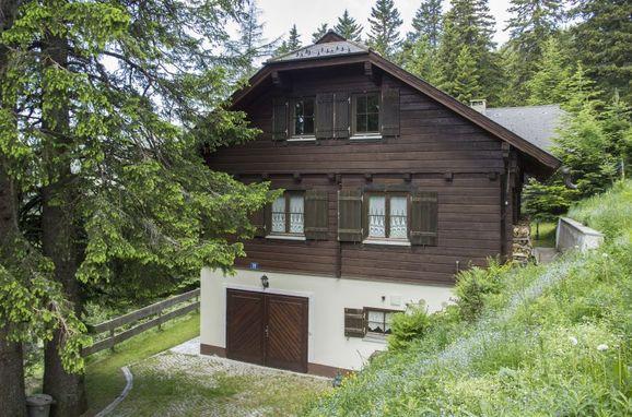 Aussenansicht, Almhaus Schloffer in Bad St. Leonhard, Kärnten, Kärnten, Österreich