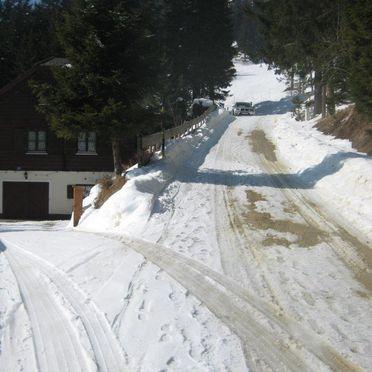 Almhaus Schloffer, Winter