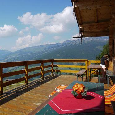 Aussicht, Kogelalm, Hainzenberg, Tirol, Tirol, Österreich