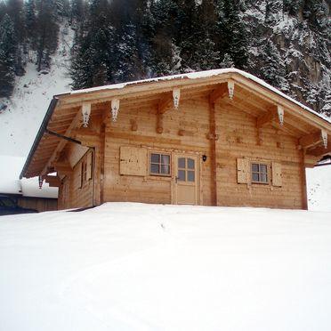 Frontansicht, Kogelalm, Hainzenberg, Tirol, Tirol, Österreich