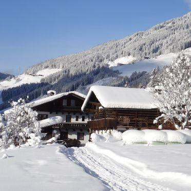 Winter, Plenkenhof in Neukirchen, Salzburg, Salzburg, Austria