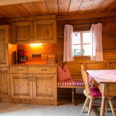 Kuschelhütte, kitchen
