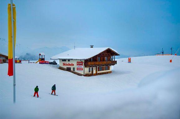 Winter, Ski & Bergchalet Penkenjoch in Mayrhofen, Tirol, Tirol, Österreich