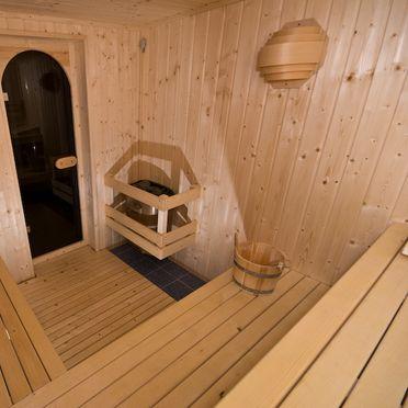 Leyreralm, Sauna