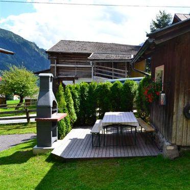 Schmaranzhütte, Sommer