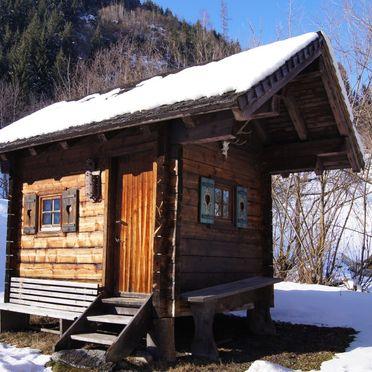 Gretchenruhe, Hütte