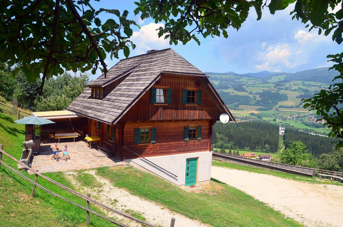 Kotmarhütte, Sommer