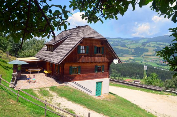 Summer, Kotmarhütte, Bad St. Leonhard, Kärnten, Carinthia , Austria