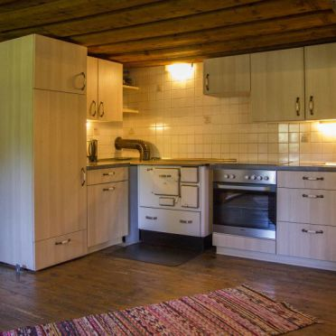Reinhoferhütte, Küche