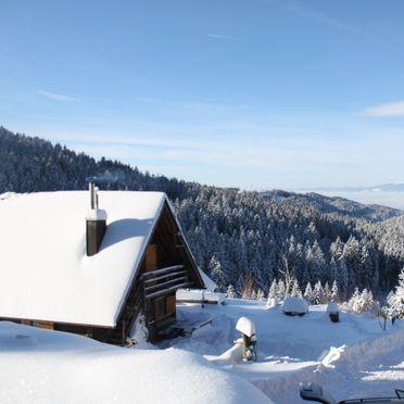 , Jagerhütte in St. Gertraud, Kärnten, Carinthia , Austria