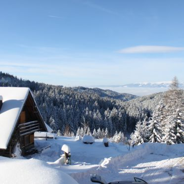 , Jagerhütte, St. Gertraud, Kärnten, Carinthia , Austria