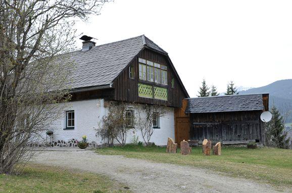 Sommer, Hoamatlhütte in Pichl, Steiermark, Steiermark, Österreich