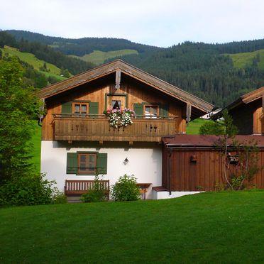 Stallerhütte 1, Frontansicht