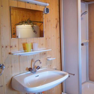 Hungarhub Hütte, Badezimmer