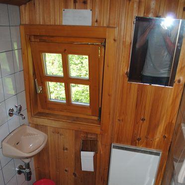 Schachenhäusl, Toilette
