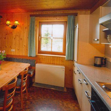 Vordergottschallalm, Küche