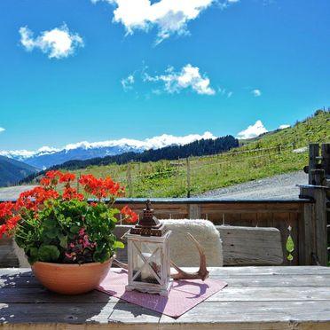 Aussicht, Jagdhütte Auhof, Jochberg, Tirol, Tirol, Österreich