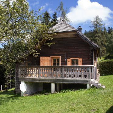 Summer, Jagastube, Neukirchen, Oberösterreich, Upper Austria, Austria