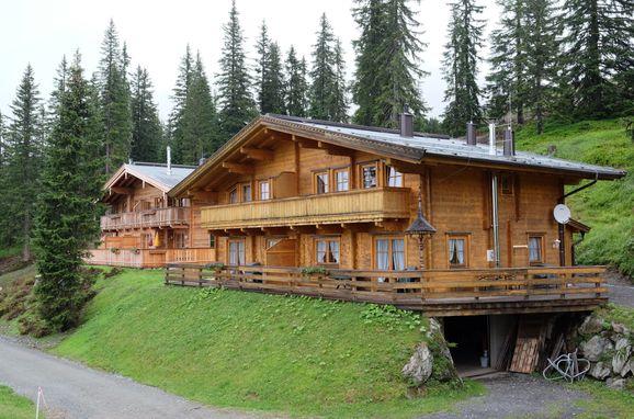 Sommer, Chalet Brechhorn Landhaus in Westendorf, Tirol, Tirol, Österreich