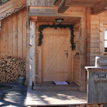Josef-Speckbacher-Hütte, Eingangsbereich